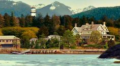 The Proposal movie house in Sitka Alaska