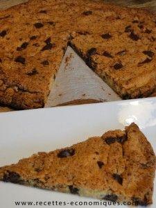 recette du cookie géant pour les gourmands thermomix ou pas