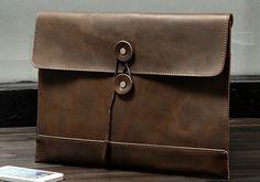 MoshiLeatherBag - Handmade Leather Bag Manufacturer — Handmade Fashion Envelope Clutch Purse Women Messenger Bag Vintage Shoulder Bag 8890