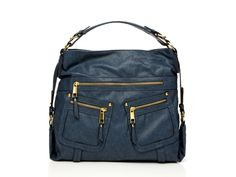 Vegan bag by Urban Expressions - and in NAVY!