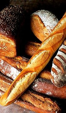 La baguette de pain- the quintessential start to any day!!!!