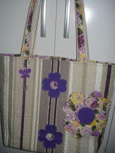 bolsa quiltada