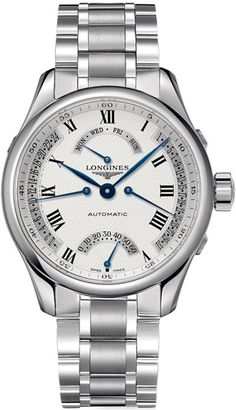L2.715.4.71.6, L27154716, Longines master collection retro watch, mens