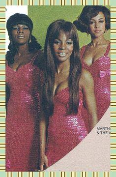 Martha & The Vandellas.