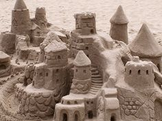 Don't miss NJ's biggest sandcastle contest tomorrow in Belmar!