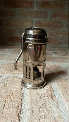 Vintage Victory coffee maker travel Sports