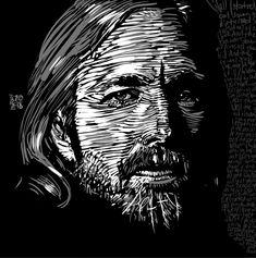 Tom Petty Daddy Go, Tom Petty, Joker, Illustration, Fictional Characters, Art, Illustrations, Kunst, The Joker