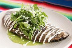 blue corn, pork belly, carrot, potato, peanut salsa Margarita Cocktail, Mexican Food Recipes, Ethnic Recipes, Weekly Specials, Pork Belly, Green Beans, Carrots, Salsa, Potatoes