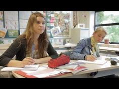 Secondary School | The British School of Brussels - YouTube