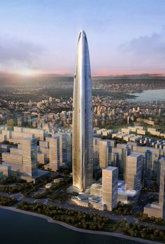 Adrian Smith + Gordon Gill Architecture Win Competition for 4th Tallest Building in the World