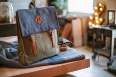 "HERSCHEL SUPPLY CO. – ""Classic Cotton Canvas"" Collection"