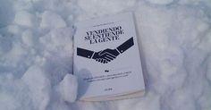 """Hoy me he quedado helado, porque aunque se """"congele"""" todo, podemos """"fundirlo"""" estrechando nuestras manos con iniciativa y actitud positiva! :-)"""