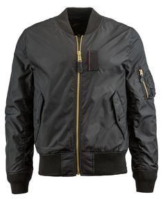 ALPHA INDUSTRIES - MA-1 SKYMASTER JACKET (BLACK)
