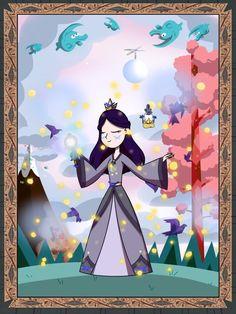 Nidra the Dreamer by ShinySylveon12