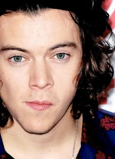 oh his eyes, his eyes make stars look like they're not shining. his hair, his hair falls perfectly without him trying.