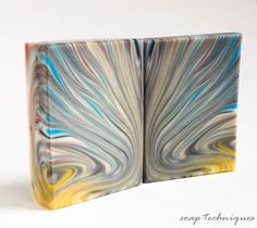 CP soap - Spinning Swirl - Fordite