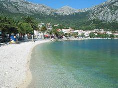 gradac- beach
