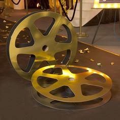 Award-Winning Movie Reels Kit (set of 2) Hollywood Prom