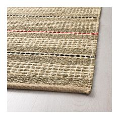 Osted rug flatwoven natural zithoek ikea en frankrijk for Alfombra de yute ikea