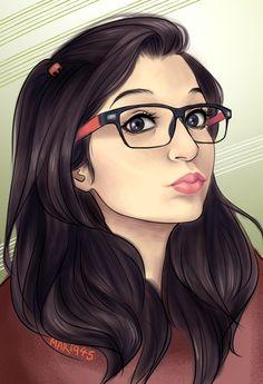 Again, drew for a friend! :) My Buddy Mushi~