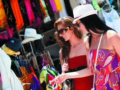 The islands are known for their duty-free shopping. (Photo Credit: Norwegian Cruise Line)