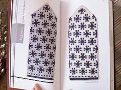 Cross Stitch Bird, Cross Stitch Patterns, Crochet Slippers, Knit Crochet, Handicraft, Floral Tie, Mittens, Knitted Hats, Knitting
