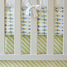 Sprout Kite Crib Sheet | Serena & Lily