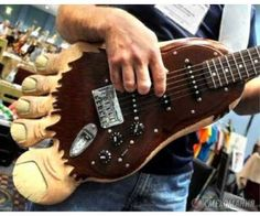 60 Very cool, unique guitars!