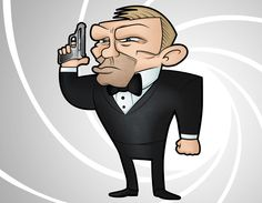The name's Bond. From my site: nicolaguest.com