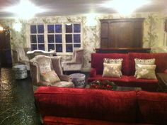 Darver Castle , Co Louth , wedding venue  Refurb by Interiors Consultant Carol Mc Cabe Browne