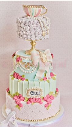 Oui Cake