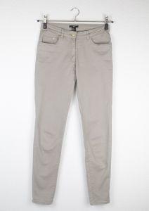 Second Hand Hose, braun, Slim-Fit, 4,00€
