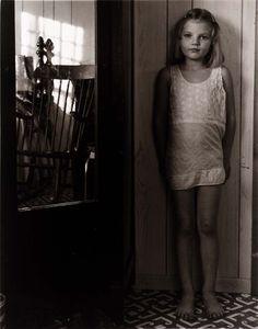 appalachian girl   foto: shelby lee adams