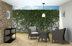 Diseña tu jardín a tu estilo.