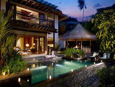 Designing a backyard like a backyard resort