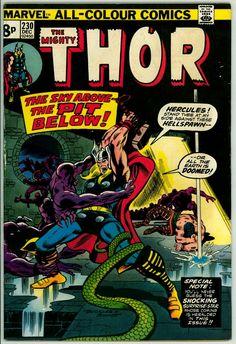Thor 230 (VG+ 4.5) pence