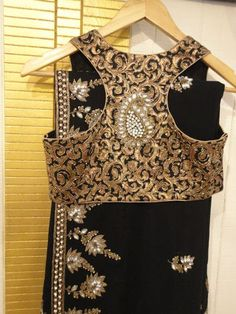 Exclusive range of saree blouse collections from ANJALI SHARMA for FRENCH CURVE ~ Creatively Carved Life