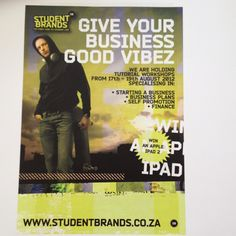 @Student Brands #Poster #Concept