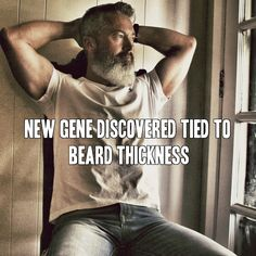 Beard Grooming Tips: New Gene Discovered Tied to Beard Thickness From Beardoholic.com