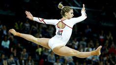 Giulia Steingruber holt Gold im Mehrkampf. Quelle: key