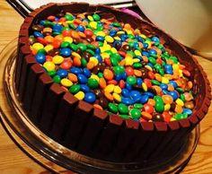 Rezept M&M Torte von SarahFlip - Rezept der Kategorie Backen süß