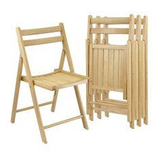Winsome Wood Folding Chairs, Natural Finish, Set of 4 Winsome Wood http://smile.amazon.com/dp/B004XYNE52/ref=cm_sw_r_pi_dp_jjNswb039KWBC