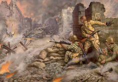 Харьковская операция 1942 года или Вторая харьковская битва — крупное сражение Великой Отечественной войны.