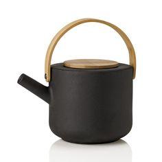 Stelton - Theo Teekanne 1,25 l - Einzelabbildung Tea Art, Kitchen Gadgets, Kitchen Appliances, Relaxing Tea, Asian Tea, Teapots Unique, Tea Culture, Glass Teapot, Tea Accessories