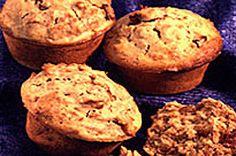 Muffins en grosses tasses de la mascotte -------------------Ces muffins à la banane ont deux atouts pour vous plaire: ils sont cuits au micro-ondes en quelques minutes et renferment un ingrédient secret.