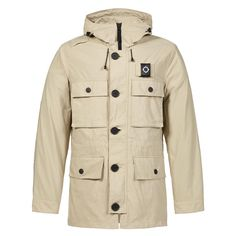 LOYD MID LENGTH FIELD PARKA - Sand - Jackets   Coats - Collection f667e50fbb5a6