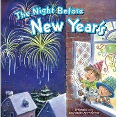 """""""The Night Before New Year's"""" by Natasha Wing. Rating of 5 stars so it must be good!"""