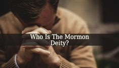 Mormons use the name Elohim for God, the Mormon Deity, the Heavenly Father. He was flash and bones, but his spirit ascended to the Heavenly Kingdom.