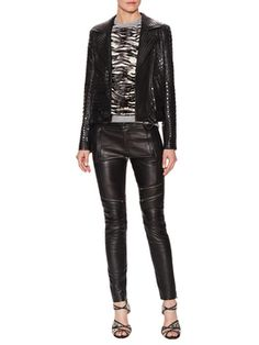 Cannova Leather Motorcycle Pant from Extra 25% Off: 250 Fall Must-Haves on Gilt