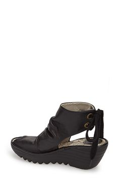 Fly London 'Yame' Wedge Sandal